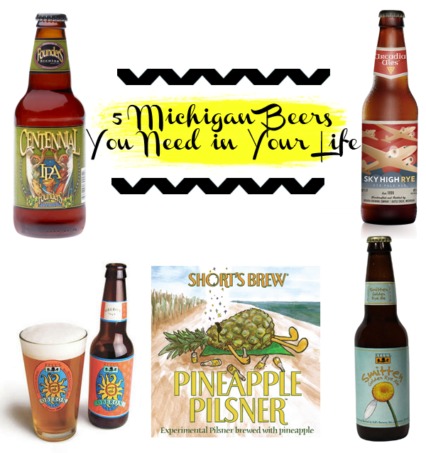 michigan beers